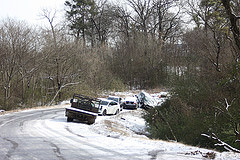 Accidents Involving Snow and Ice