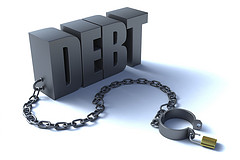 Chapter 7 bankruptcy may result in getting rid of all of your debt.