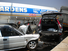 Multivehicle car accidents can cause serious economic damages and pain and suffering.