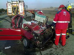 Car Accident Passenger Injuries