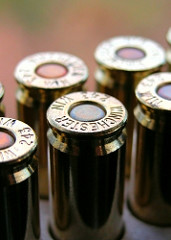 Multiple charges for unlawful discharge of a firearm can be brought for each shot.
